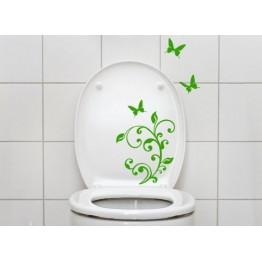 Бейби-клонче с пеперуди