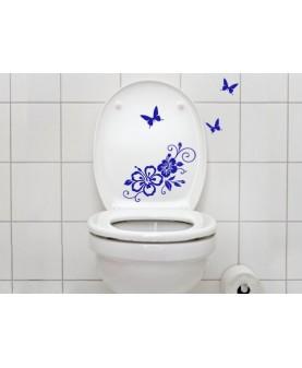 Хибискус с пеперудки