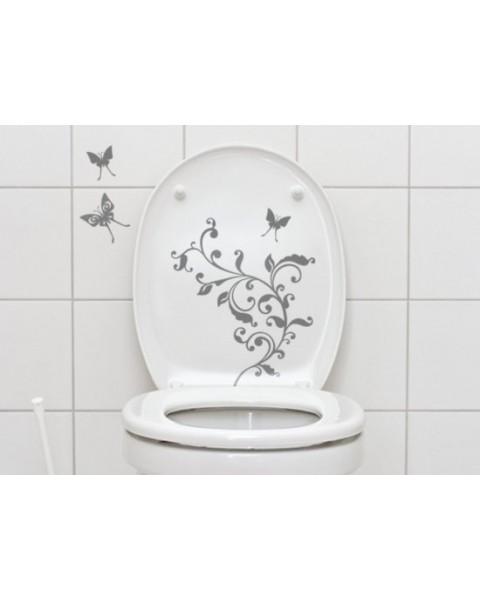 Цветно клонче с пеперуди