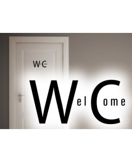 WC - Welcome