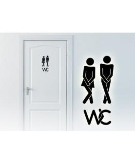 Унисекс WC