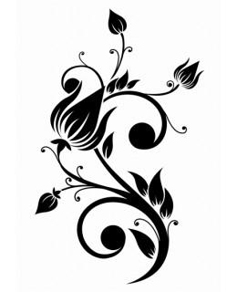 Флорална клонка