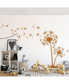 Глухарчета и пеперуди