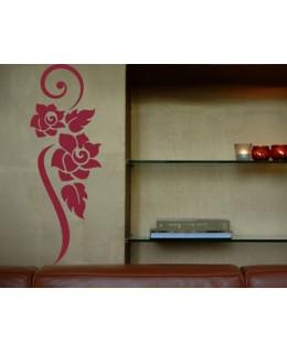 Роза орнамент