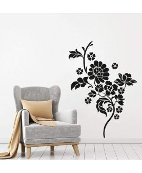 Орнамент с цвете 4