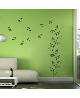 Стръкче с падащи листа