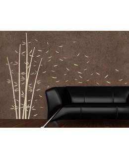 Бамбук на вятъра