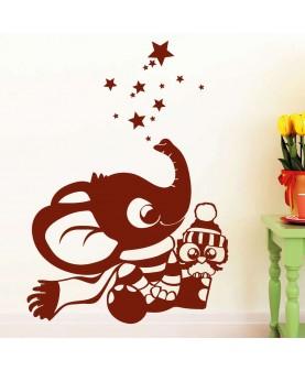 Слонче и бухалче
