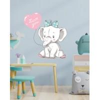 Слонче с балонче