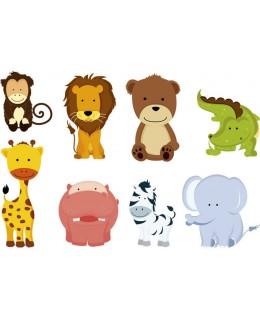 Животни от зоопарка