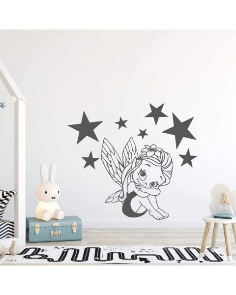 Сладка фея и звезди