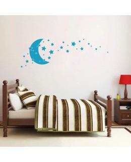 Луна и звезди