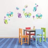 Весели пеперуди