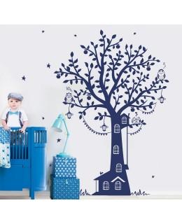 Приказно дърво за детска стая