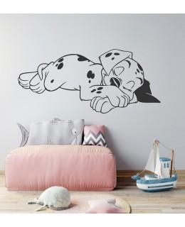 Спящ далматинец
