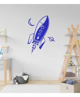 Ракета в космоса