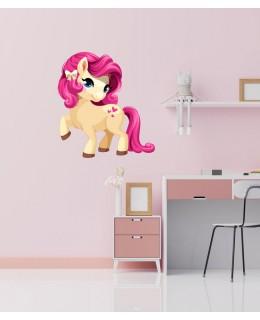 My Little Pony - Бяло пони с лилава коса