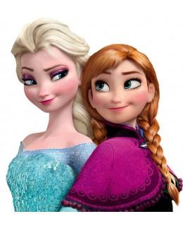 Замръзналото кралство - Елза и Ана