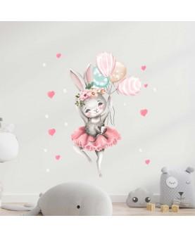 My tutu - Зайче 1, стикер за стена