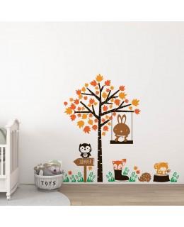Детско дърво за игри