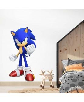 Sonic - стикер за стена