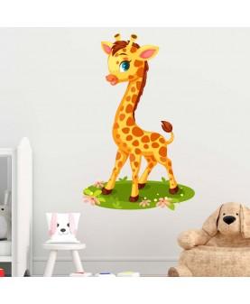 Жирафче - стикер