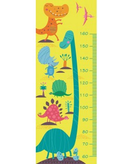 Метър за стена -Динозаври