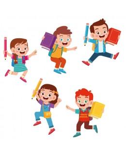 Щастливи ученици