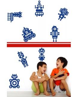Преминаващи роботи
