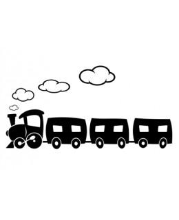 Пътуващо влакче