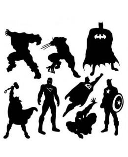 Супер герои от комиксите