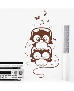 Музикални бухалчета
