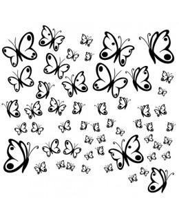 Пеперуди в полет