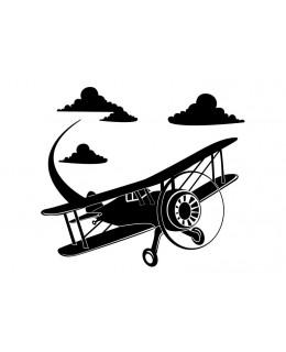 Самолет - Биплан