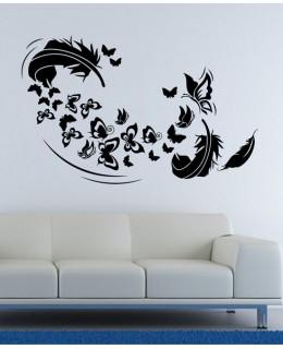 Пера и пеперуди