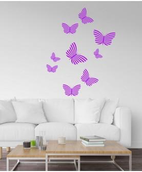 Пеперуди в полет - Tiger Butterflies