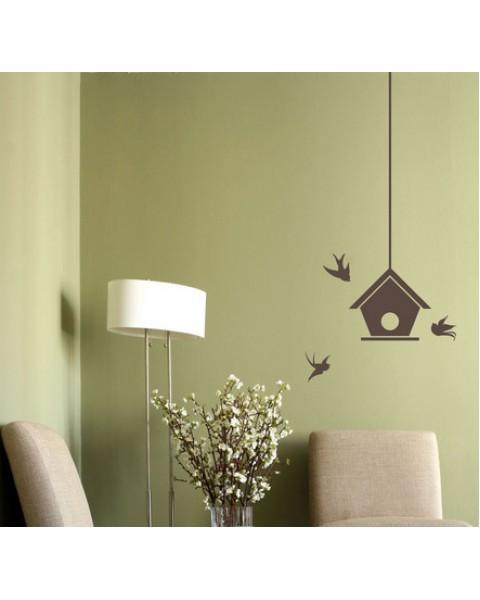 Къщичка за птици