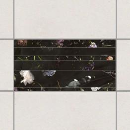 Сенс Флорал - деко стикери за плочки