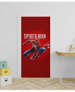 Спайдърмен - фототапет за врата