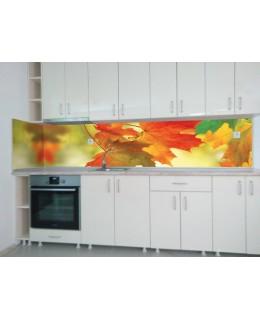 Есенни листа - гръб за кухня