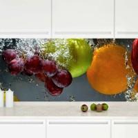 Свежа наслада - гръб за кухня