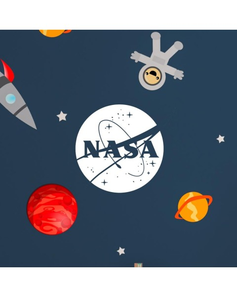 Логото на НАСА