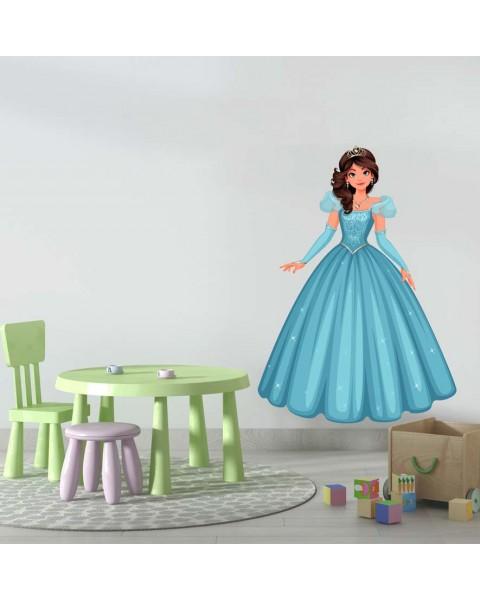 Синя принцеса