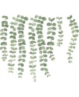 Акварелна зеленина
