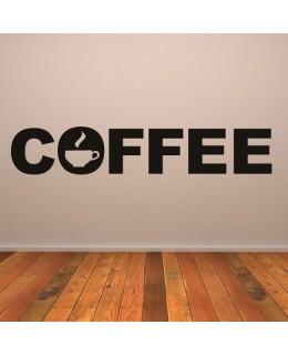 Надпис Coffee