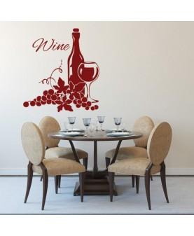 Вино и грозде