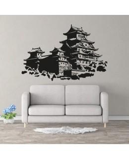 Манастир в Китай