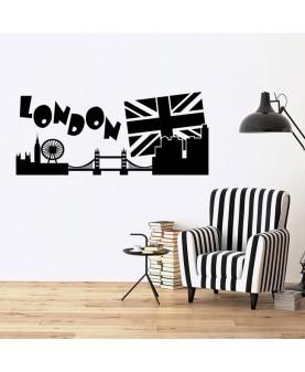 Лондон - силует