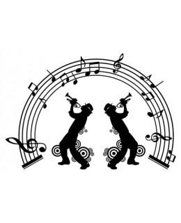 Джаз-дует с тромпети