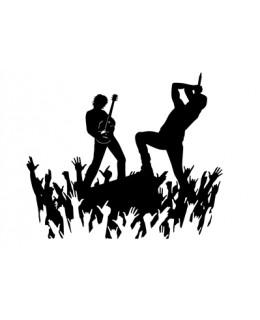 Концертен рок-дует
